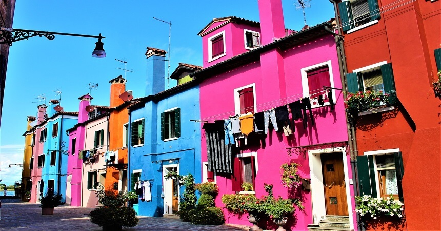 Venice Islands Tour to Murano, Burano & Torcello_3