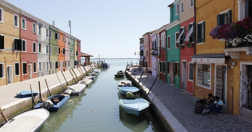 Venice Islands Tour to Murano, Burano & Torcello_4