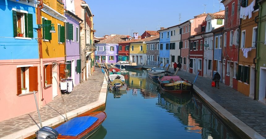 Venice Islands Tour to Murano, Burano & Torcello_5