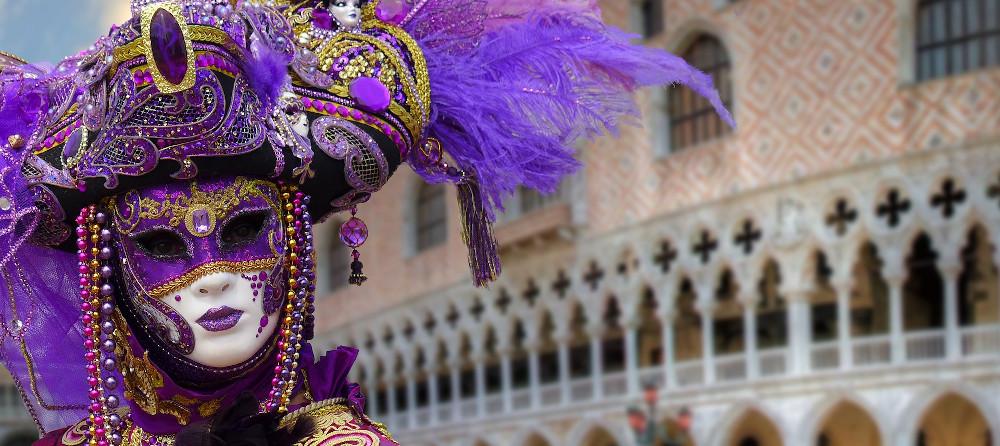 Celebrate Carnevale di Venezia 2020