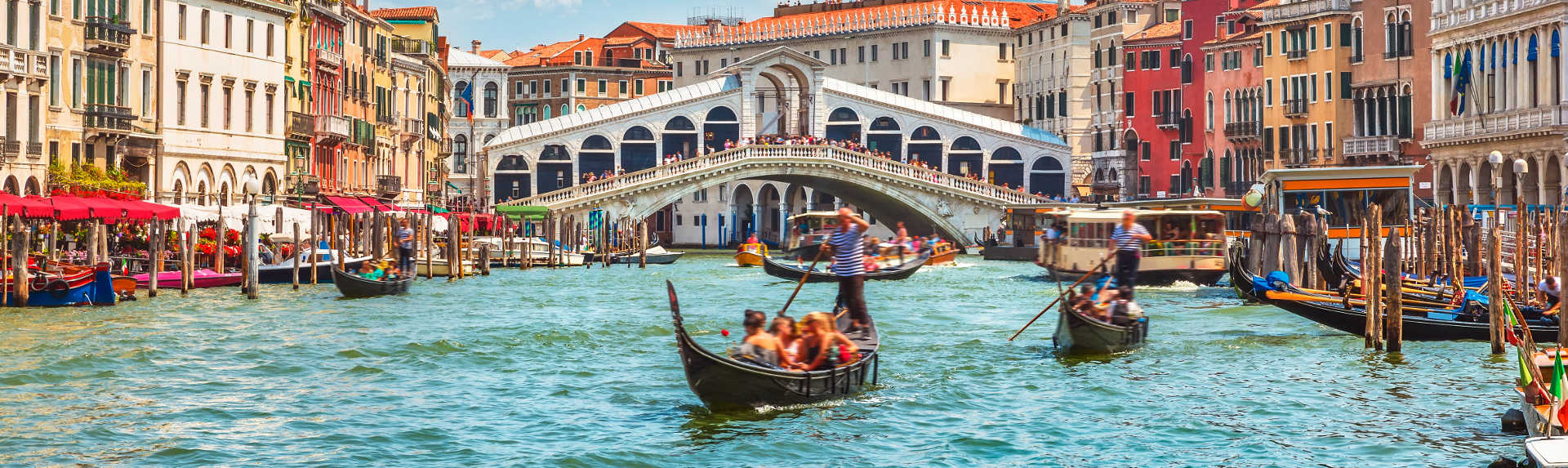 How much is a gondola ride in Venice?